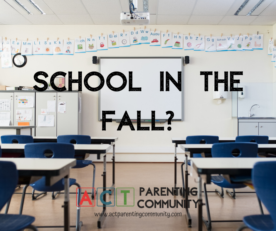School in the Fall?