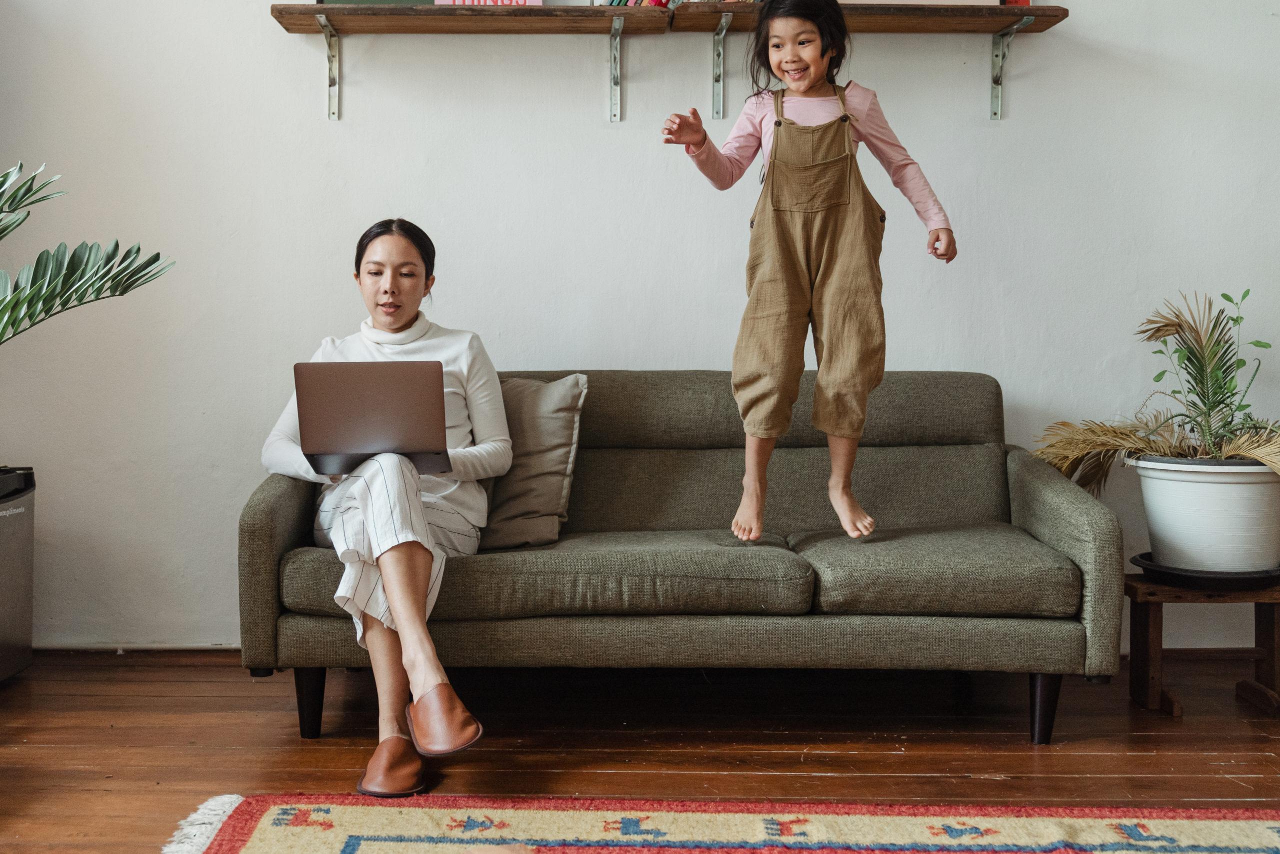 Online classes for parents