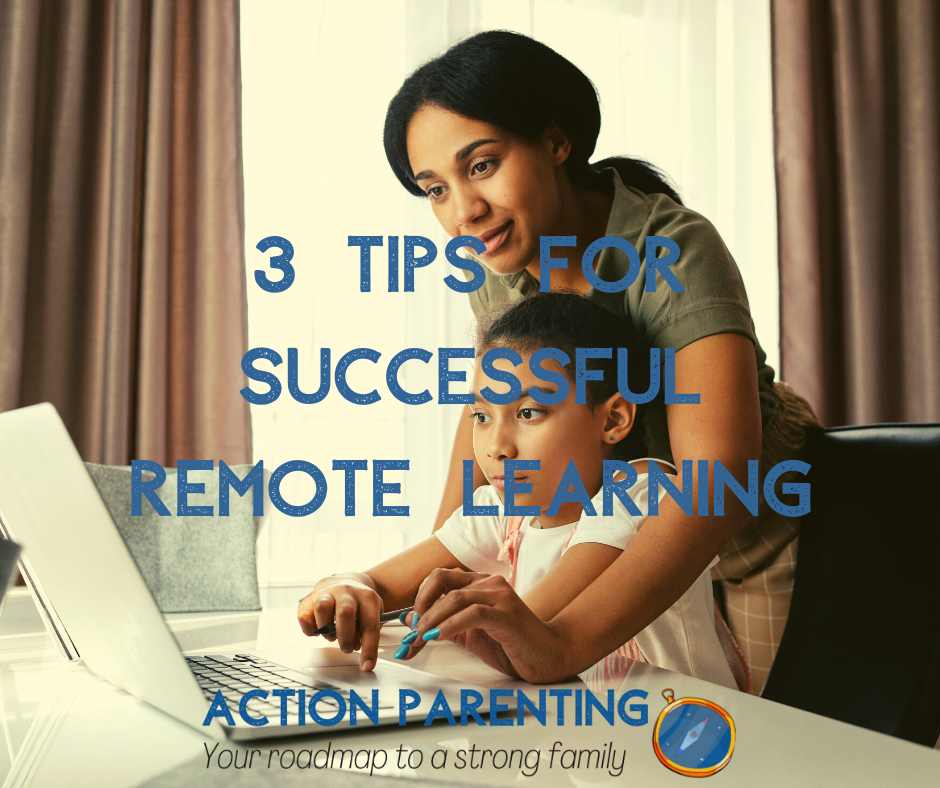 Tips for successful remote learning