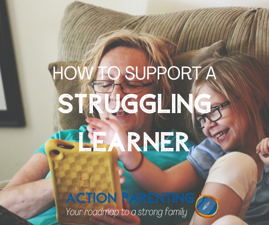 how to support a struggling learner