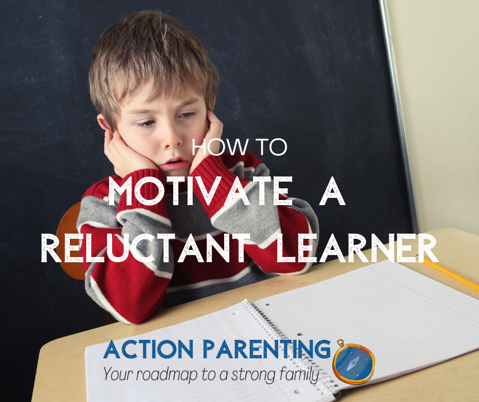How to motivate a reluctant learner