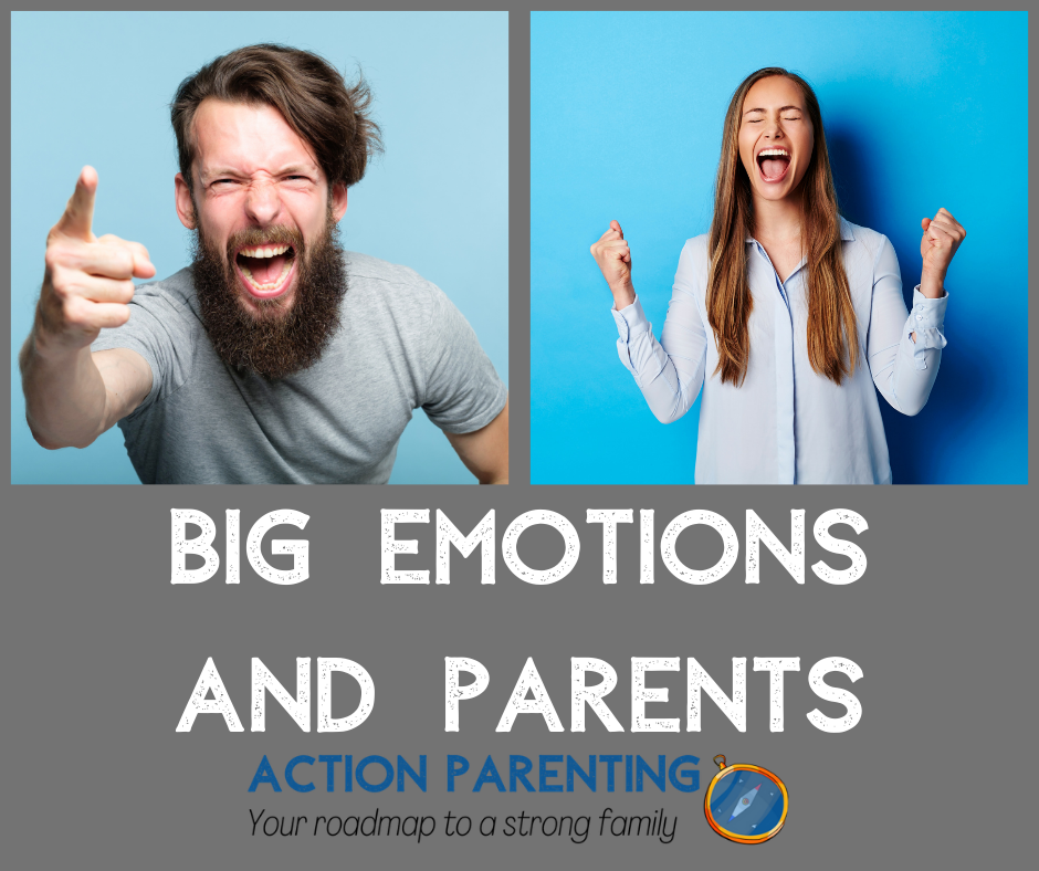 Big Emotions and Parenting