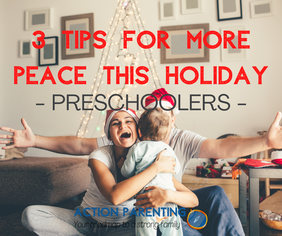3 Tips for More Peace This Holiday