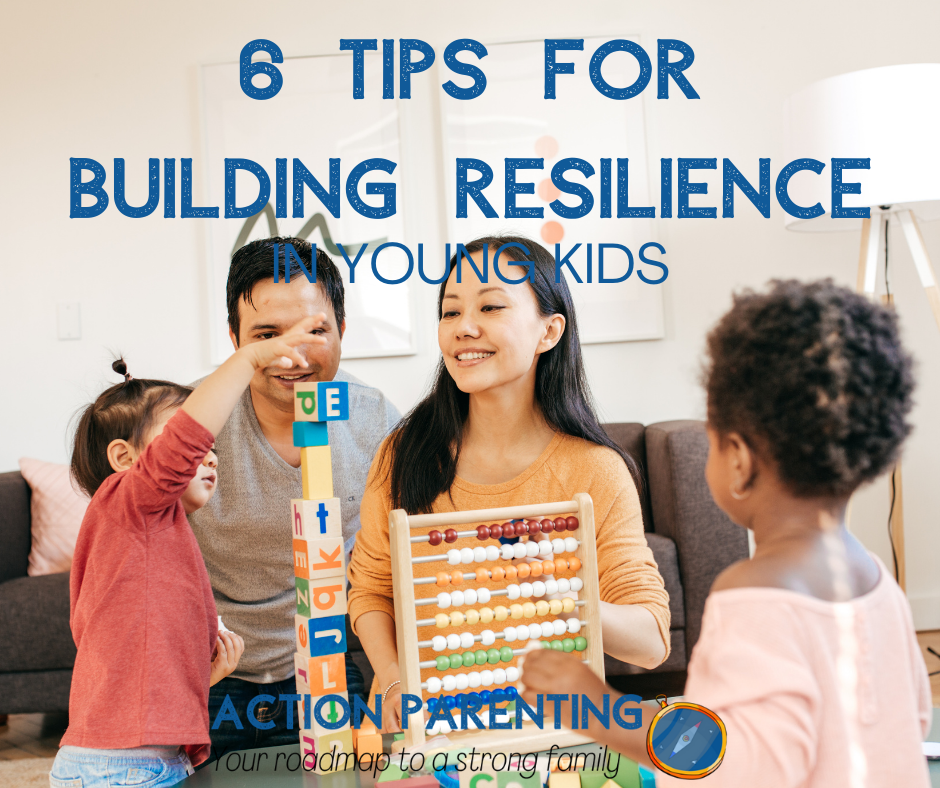 Tips for Building Resilience