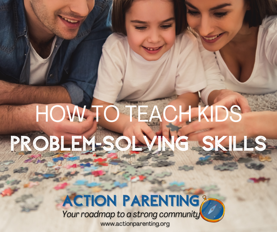 How to Teach Kids Problem-Solving Kids